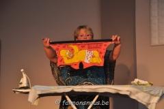 cabaret ecole154