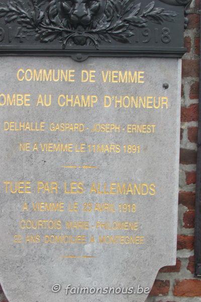 Commémoration Marie Philomène COURTOIS23