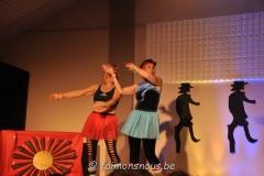 cabaret ecole107