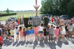 commémoration du 08mai176